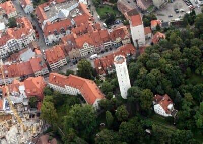Innenstadt mit Mehlsack