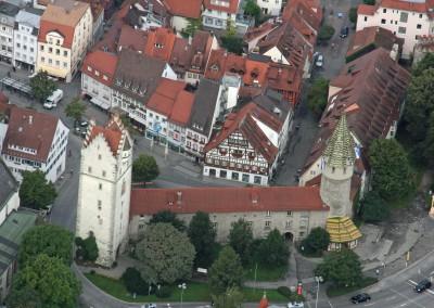Grüner Turm und Frauentor